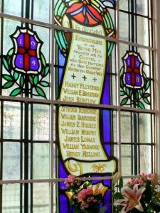 Chapel Remembrance Window - Copy